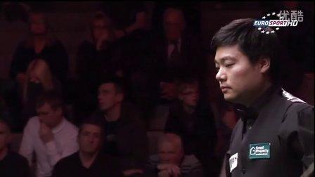 ET5苏格兰公开赛决赛日 丁俊晖胜麦克吉尔夺冠(最后一局)