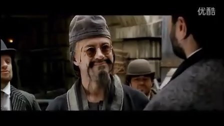 《大侦探福尔摩斯2:诡影游戏》宣传片 唐尼大叔蓄须似济公