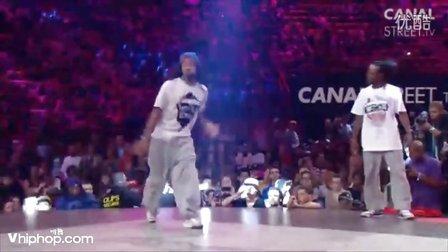 JD 2013 法国总赛区 hip hop 决赛