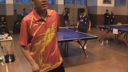1╱4决赛:(2)ET酒吧队.陈丹阳vs金华正大队.陈栋