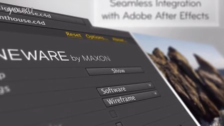 CINEWARE by MAXON - Changing The Way You Create. Forever.