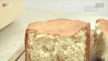 厨房技巧之烘培如何做面包机版原味吐司