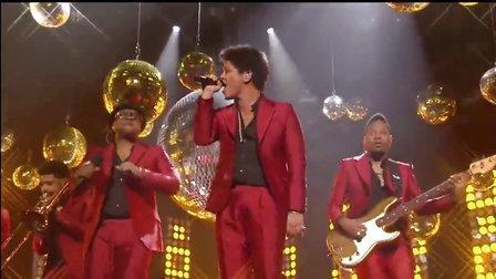 【猴姆独家】Bruno Mars做客Billboard音乐盛典激情表演Treasure