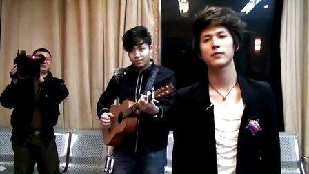 普通朋友 吉他弹唱(郝浩涵和许峰)