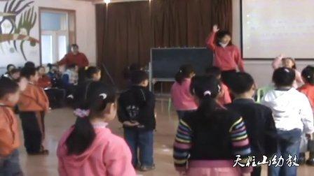 幼儿园示范课《巡逻兵进行曲》