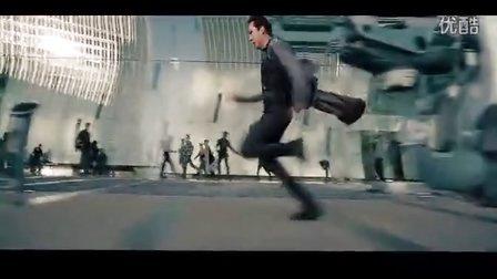 《星际迷航2》曝新片段 史波克卷福高空追逐