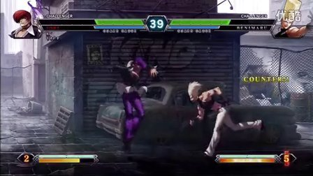【KOFXIII CLIMAX】第6回 紅白戦 in 大阪 -5