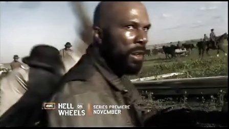 《地狱之轮 第一季》预告1