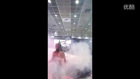 韩国火辣洗车妹牛仔性感热舞 Sexy dance part 1-130