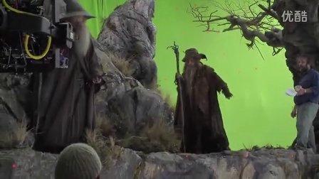 《霍比特人2》首发拍摄花絮看点十足