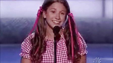 女孩如此惊人的声音天赋 另类 流行 欧美