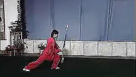 49式武当太极剑《碧玉的江孜》