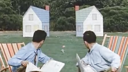 Neighbours(邻居)[Norman.McLaren][1952]