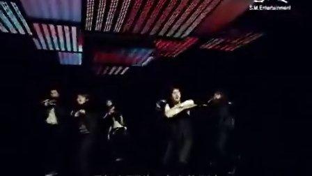 SJ M    U中文 MV 韩庚 始源 奎贤 东海 丽旭 henry 周觅