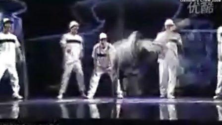 """黑★货—强悍!韩国街舞团体""""Gamblerz""""08年震撼纪录片"""