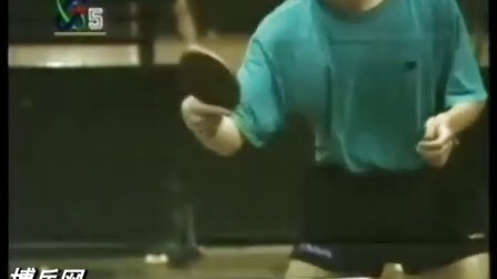 乒乓球进阶技术-横拍反手攻球(12-6)