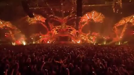 美女现场舞动 众多DJ Qlimax DISCO 舞曲