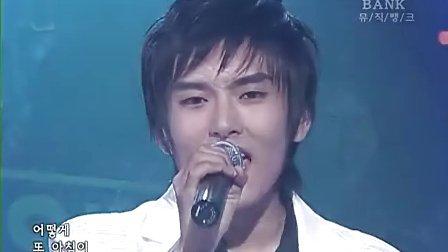 SJ-kry.只为一个人_061105_KBS2_Music Bank[首场]