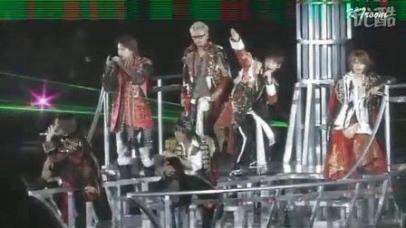 ザ少年倶楽部 Premium_2008.09.21 KAT-TUN_Stage Report