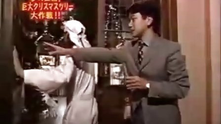 KinKiのGyu_1998.12.13_011 巨大聖誕樹製作大作戰3