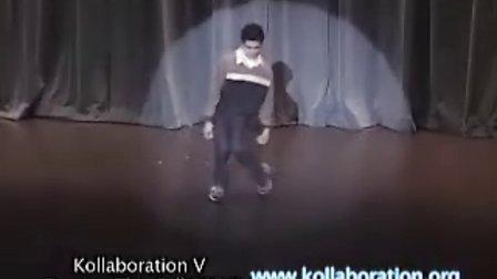 超强机械舞