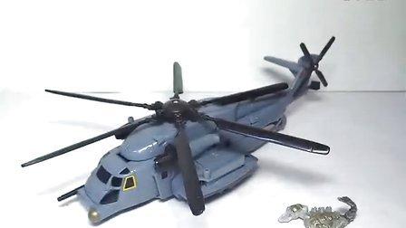 TC-弓也的玩具视频变形金刚07电影 V级 眩晕  上