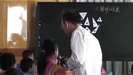 小学四年级数学优质课视频上册《角的分类》朗老师_人教版