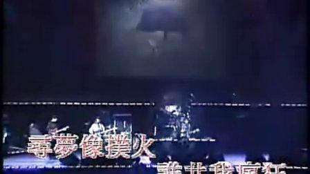 beyond 谁伴我闯荡(演唱会版)