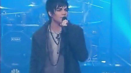 【猴姆独家】1221美偶妖人Adam Lambert最新深夜脱口秀激情演唱新单震撼全场!