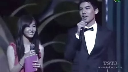[凤凰天使TSTJ][泰国影视盛典Top Awards 2009][中字清晰]