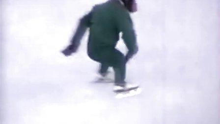 猩猩花样滑冰,马戏团明星!【谷姐特搞队】