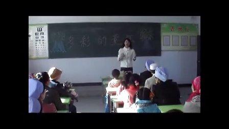 希望工程在山门小学的公益课-肖老师主讲