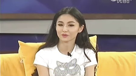 腾讯娱乐名人坊 20110504:《3D肉蒲团》主演蓝燕做客