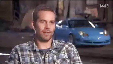 Paul Walker透露速5拍摄情形
