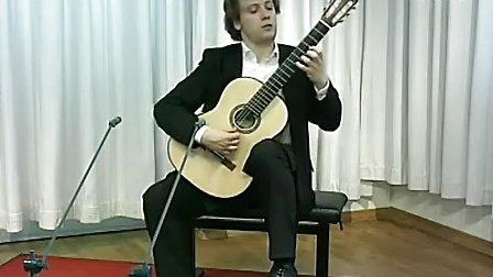 Sanel Redzic—Johann Sebastian Bach - BWV 1004 Chaconne