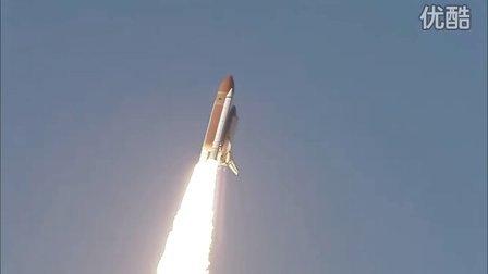 【HD高清】美国'发现号'航天飞机发射升空执行最后一次飞行任务(现场画面)