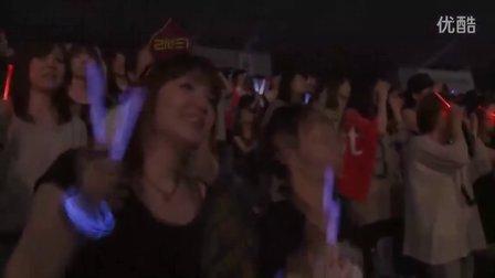 《Go Away》2NE1 大阪京瓷巨蛋