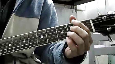七里香 吉他指弹 初学