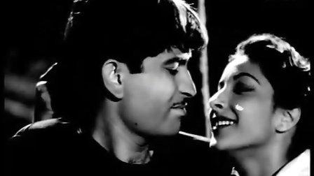 【宝莱坞黑白影像的永恒经典Awara】唯美夜曲:Dham bhar jo idhar