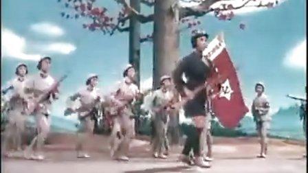 红色娘子军-娘子军操练