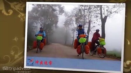 """""""东盟之行·富滇之举""""——2011自行车友谊信使活动"""