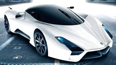2011世界上最快的跑车!每小时439公里!