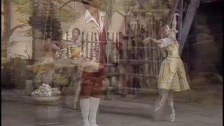 【芭蕾舞剧】La Fille Mal Gardee 关不住的女儿 (Basler.B)
