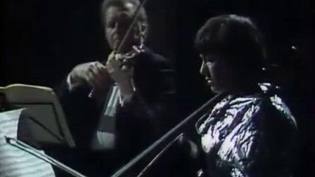 柴可夫斯基《a小调钢琴三重奏》(op.50)李赫特钢琴 卡甘小提琴 古特曼大提琴