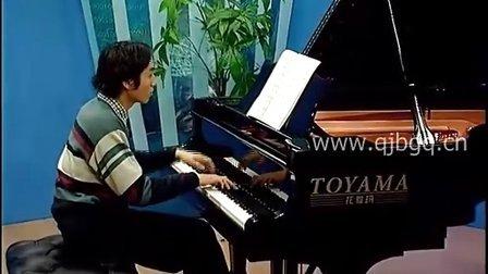 钢琴基础教程 第四册  勃拉姆斯 圆舞曲