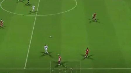 实况足球解说 全明星VS拜仁
