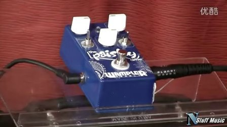 Wampler Paisley Drive Effects Pedal
