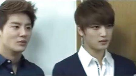 120105 JYJ 2011 KBS best icon award