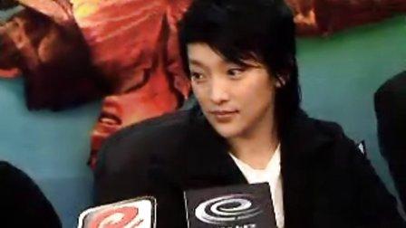 《恋爱中的宝贝》广州新闻发布会-导演答记者问 公子小表情