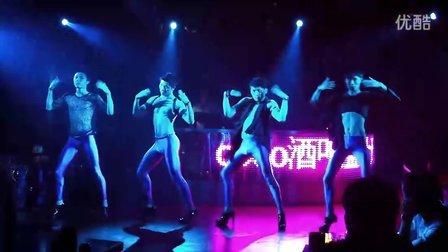"""深圳华强北COCO酒吧""""Dance Show""""-B"""